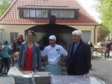 Verein Acli Herr Macaluso, Carmine d'Elia, Ingrid Josowic